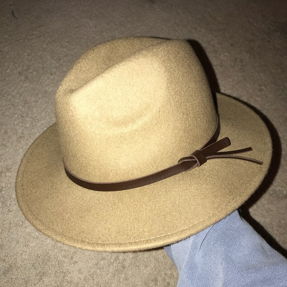 Brixton Accessories - Taupe David   Young Boho Hat b21f06b7bbe2